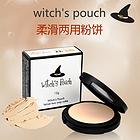 韩国Witch's pouch 柔滑两用粉饼