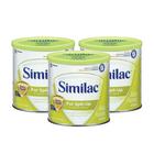 美国原装进口 雅培Similac For Spit Up低敏防吐奶配方奶粉1段 349g/罐*3