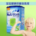 荷兰原装进口正品Nutrilon牛栏本土婴儿奶粉5段 800g/罐