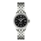 天梭Tissot 新款女士自动机械表 精钢表带腕表 T41118353