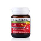 BLACKMORES澳佳宝Blackmores CoQ1O心脏宝辅酶Q10胶囊 75mg 90粒/瓶