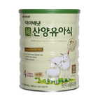 韩国原装进口 爱唯一 婴幼儿天然 纯山羊奶粉 4段 800g
