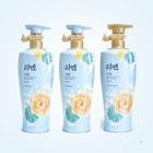 韩国 LG REEN 香氛滋润洗护套装 洗发水550ml*2 瓶+ 护发素550ml