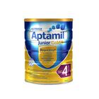 新西兰可瑞康 爱他美Aptamil 金装婴儿配方奶粉4段 900g/罐2周岁以上