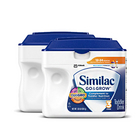 美国原装进口 Similac雅培 金盾3段 婴幼儿奶粉 624g/罐*2