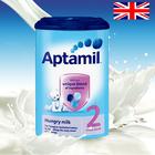 英國 原裝進口 Aptamil愛他美 2段饑餓型奶粉(0-12個月) 900g/罐