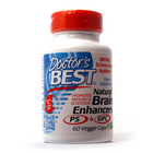 Doctor's Best医师之宝 天然脑力强化胶囊GPC和PS 素食胶囊 增强记忆力 学习能力(60粒/瓶)