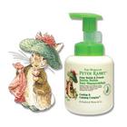 英国 Peter Rabbit 彼得兔婴儿沐浴洗发二合一 纯净泡沫 呵护肌肤  宝宝开心 妈妈放心 300ml
