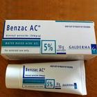 Benzac Benzoyl Peroxide 皮肤科医生推荐 痘痘黑头 专治药膏 50g/支
